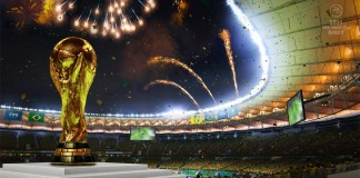 FIFA Brasil 2014 - Videojuego