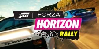 Horizon Rally Analisis