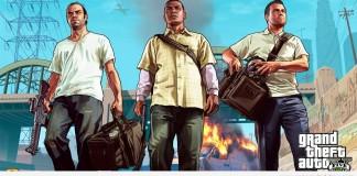Grand Theft Auto V ( GTA V)
