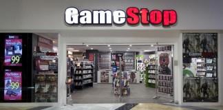 GameStop tiendas