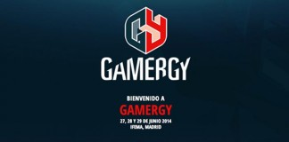 Gamergy logo