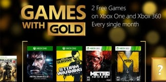 Games With Gold de Agosto 2015