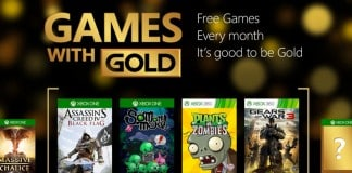 Games With Gold de Julio 2015