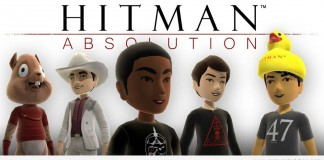 Avatar Hitman Absolution