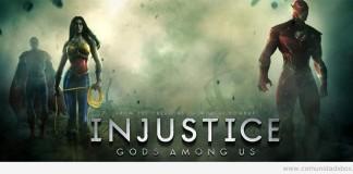 Injustice Gods Among Us - Analisis para Xbox 360