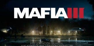 Presentación Mafia III