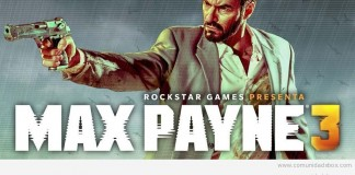 Max Payne 3 wallpaper comic