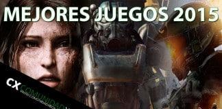 Mejores juegos de 2015 en Xbox One