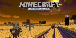 Minecraft Halloween en Xbox 360