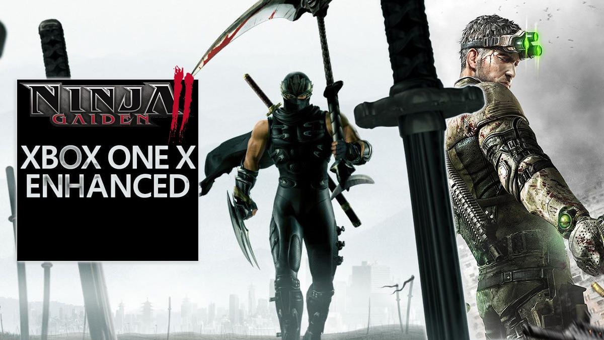 ninja gaiden black xbox one x