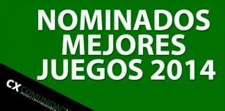 Nominados Mejores Juegos 2014