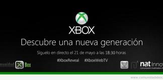 WebTV de la presentación de Xbox
