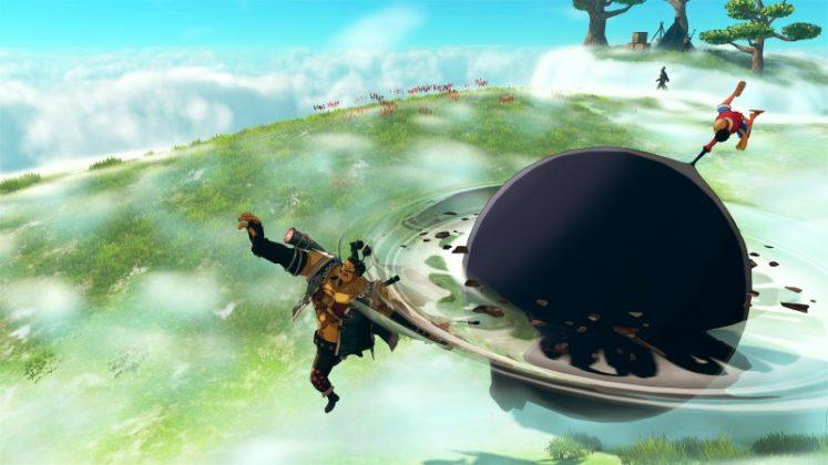 One Piece World Seeker Sky Island Comunidad Xbox 3