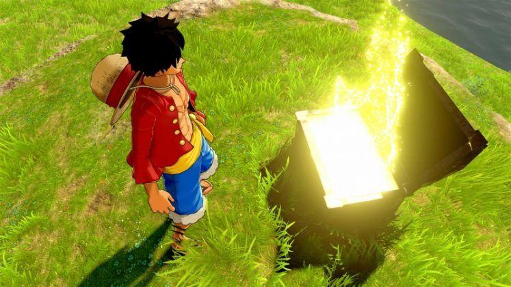 One Piece World Seeker Tesoros Comunidad Xbox 1