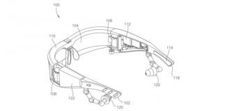 Patente Gafas Microsoft