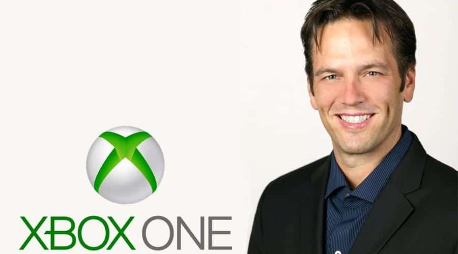 Phil Spencer de Microsoft