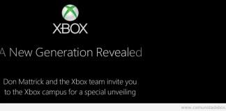 Presentación nueva Xbox