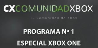 Programa especial Xbox One