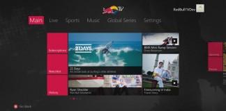 Red Bull TV en Xbox 360