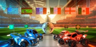 Rocket League en Xbox One