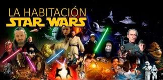 Habitación Star Wars