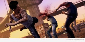 Sleeping Dogs video ingame