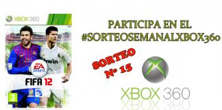 FIFA 12 gratis para Xbox 360