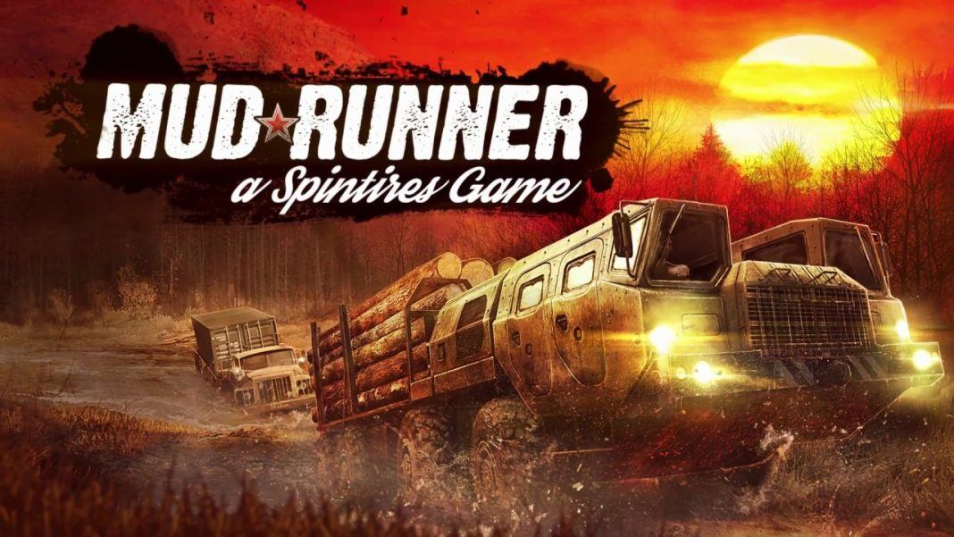 Spintires Mudrunners