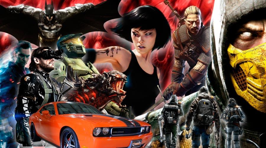 Juegos para Xbox One en 2015