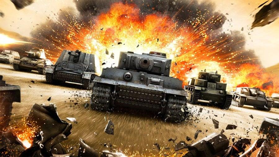 World of Tanks en Xbox One