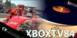Portada programa videojuegos XBOXTV84