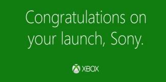 Xbox One felicita a Sony por PS4