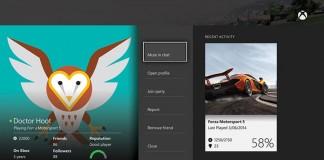 Grupos de chat en Xbox One