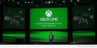 Mattrick en la presentación de Xbox One