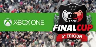Xbox One en la Final Cup 5