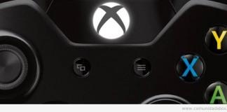 Mando de Xbox One para jugar