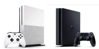 Comparativa de Xbox One S y PS4 Slim