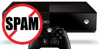 Spam en Xbox One