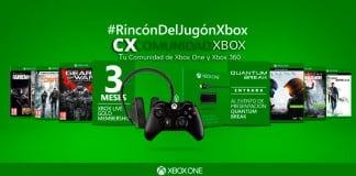 El Rincón del Jugón Xbox, concurso