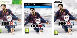 FIFA 14 caratula
