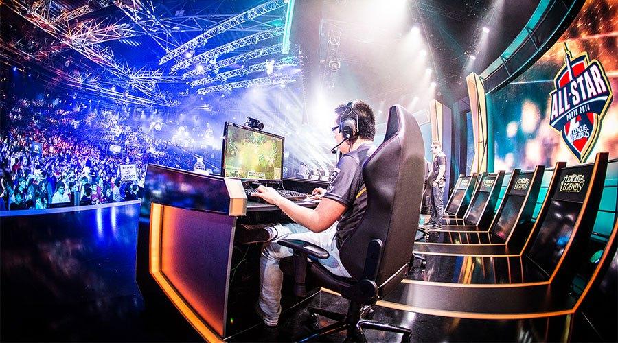Videojuegos y eSports