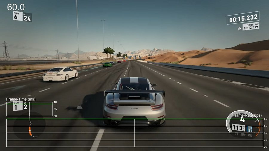Forza Motorsport 7 Digital Foundry analisis demo