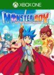 Monster Boy y el Reino Maldito