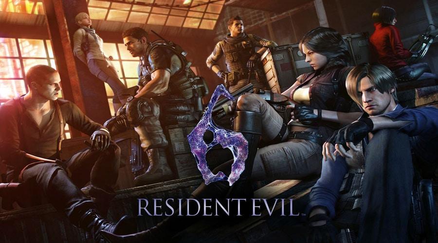 Resident Evil 6 Schauspieler