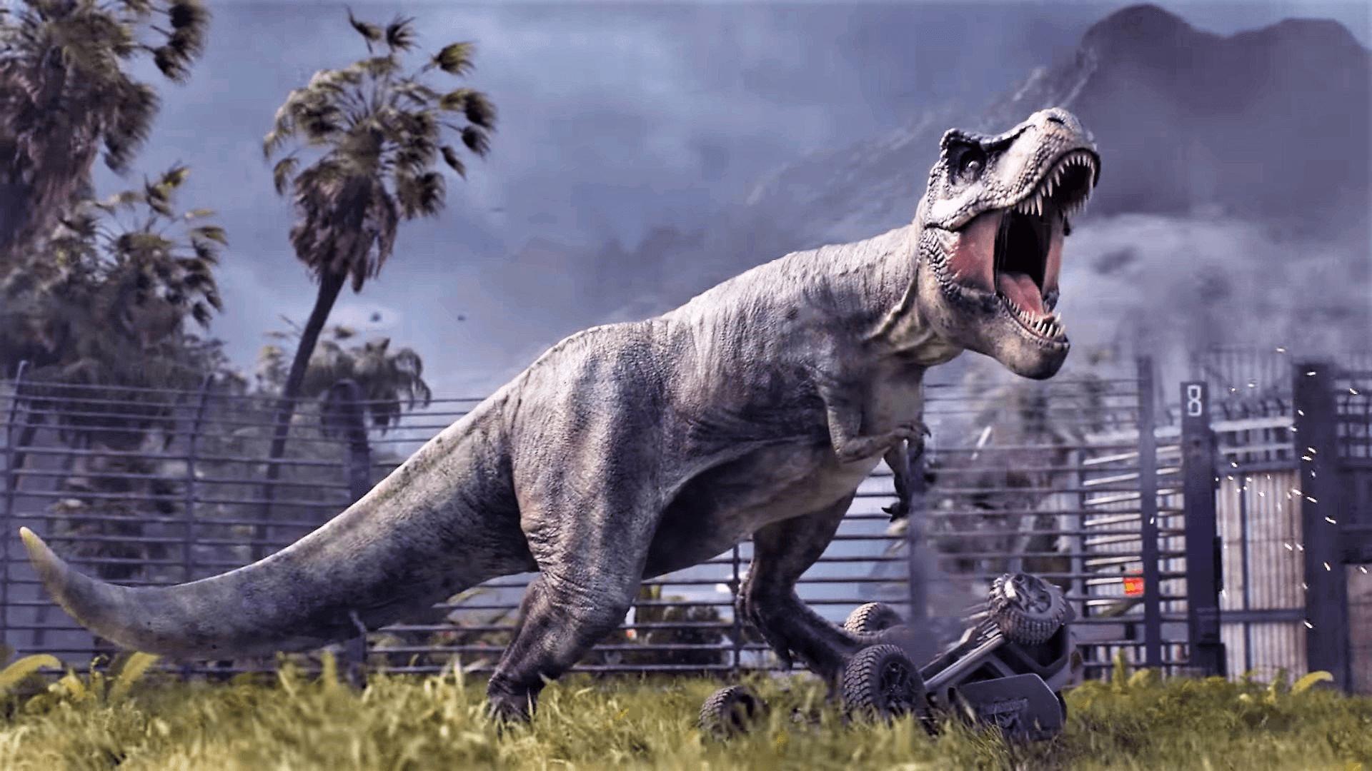 Frontier Developments Desvela Un Nuevo Tráiler De Jurassic